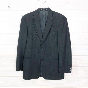 Hugo Boss Men Blazer Career Sport Coat Size 38